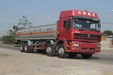 运力牌LG5314GHYZ型化工液体运输车图片