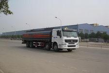 龙帝牌SLA5310GHYZ6型化工液体运输车图片