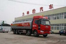 醒狮牌SLS5314GHYCC型化工液体运输车图片