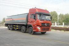 特运牌DTA5311GHYD型化工液体运输车图片