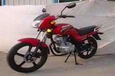 康超牌HE150-7D型两轮摩托车