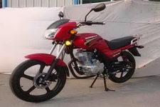 洪雅牌HY150-7D型两轮摩托车