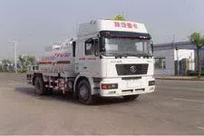 德尊牌SZZ5165GHYNN461型化工液体运输车图片