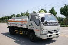 华任牌XHT5063GHY型化工液体运输车图片