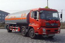 培新牌XH5258GHY型化工液体运输车图片