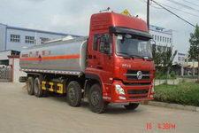 楚飞牌CLQ5310GHY3D型化工液体运输车图片