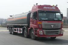 特运牌DTA5310GHYB型化工液体运输车图片