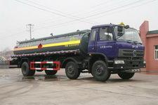 醒狮牌SLS5252GHYEB型化工液体运输车图片