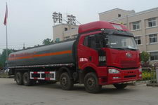 特运牌DTA5310GHYCJ6型化工液体运输车图片