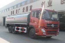 特运牌DTA5251GHYDD型化工液体运输车图片