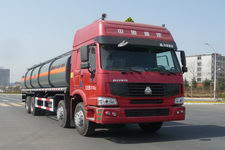 特运牌DTA5311GHYZZ型化工液体运输车图片
