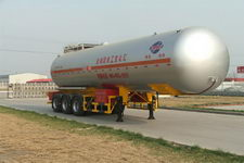 汇达牌YHD940AGYQ型液化气体运输半挂车