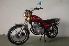 康超牌HE125-6C型两轮摩托车