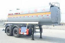 沪光7米15吨2轴易燃液体罐式运输半挂车(HG9210GRY)