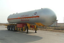 汇达牌YHD9400GYQ02型液化气体运输半挂车
