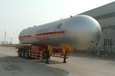 汇达牌YHD9400GYQ01型液化气体运输半挂车