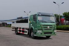 豪泺国四单桥货车269马力8吨(ZZ1167M4617D1)
