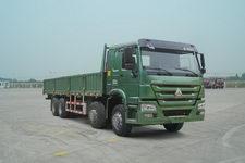 豪泺国四前四后八货车269马力20吨(ZZ1317M4667D1B)
