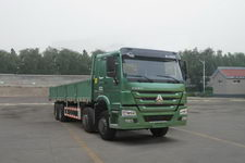 豪泺国四前四后八货车269马力20吨(ZZ1317M3867D1B)