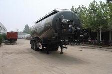金华飞顺牌JFS9404GFL型低密度粉粒物料运输半挂车