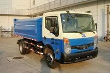 宝山牌SBH5070ZLJG型自卸式垃圾车