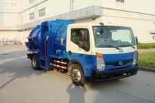宝山牌SBH5070ZYS型压缩式垃圾车
