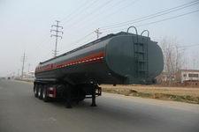 特运牌DTA9403GRYB型易燃液体罐式运输半挂车