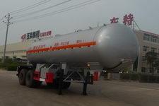 特运牌DTA9200GYQ型液化气体运输半挂车