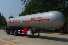 特运牌DTA9400GYQ型液化气体运输半挂车
