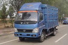 五征牌WL4010CS1型仓栅低速货车图片
