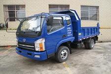 山地牌SD4010PD1型自卸低速货车