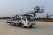 楚胜牌CSC5070JGKW22型高空作业车