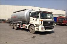 欧曼牌BJ5253GGH型干混砂浆运输车
