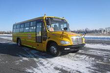 解放牌CA6900SFD31型中小学生专用校车图片