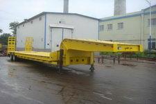 黄海16米26.5吨4轴低平板半挂车(DD9401TDP)