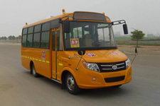 HQG6690XC3型楚风牌小学生专用校车图片