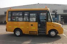 楚风牌HQG6690XC3型小学生专用校车图片2