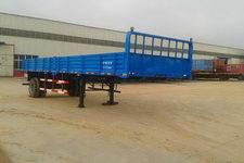 奥斯力8.3米9.8吨1轴半挂车(LQZ9130)