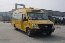晶马牌JMV6730XF型专用小学生校车图片