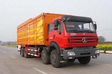 四机牌SJX5310TDF型氮气发生车