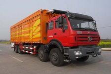 四机牌SJX5310TYD型液氮车