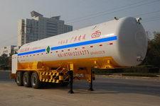 久远牌KP9401GYU型二氧化碳运输半挂车图片