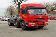 解放前四后四平头柴油牵引车265马力(CA4206P1K2T3EA80)