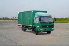 东风多利卡国三单桥厢式运输车120-140马力5吨以下(EQ5050XXY12D3AC)