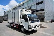 凯丰牌SKF5048XLCQ型冷藏车