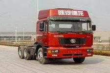 陕汽后双桥,后八轮牵引车336马力(SX4255NT324)