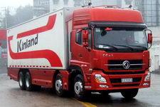 东风商用车国三前四后八翼开启厢式运输车245-290马力15-20吨(DFL5311XYKAX3)