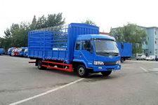 青岛解放国三单桥仓栅式运输车122-147马力5吨以下(CA5080XXYPK2EA80-1)