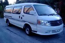 5-5.1米|6-9座福田轻型客车(BJ6516B1DBA-S)