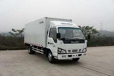 五十铃牌NKR77PLNACJAX型厢式货车图片
